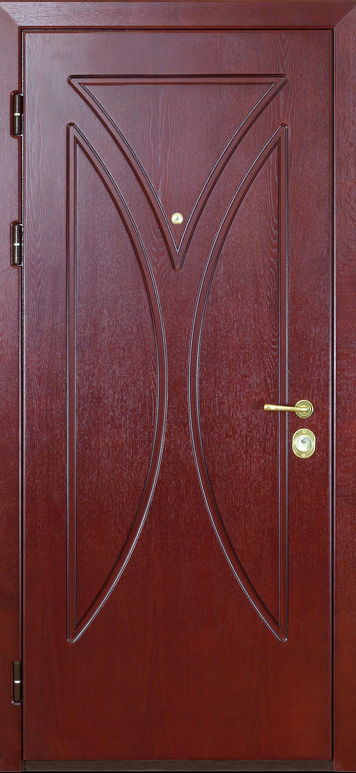 входные двери в мдф